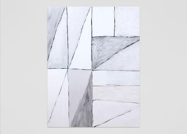 Sam Fryer, 'Untitled III, White', 2017, ABXY