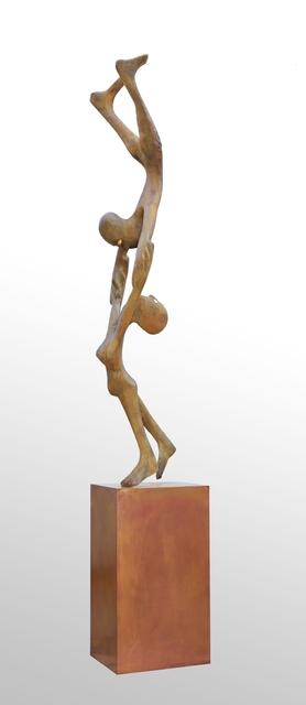 , 'Paar,' 2015, Galerie Kornfeld