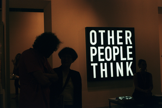 , 'Other People Think, Arco, Madrid,' 2012, Jorge Mara - La Ruche