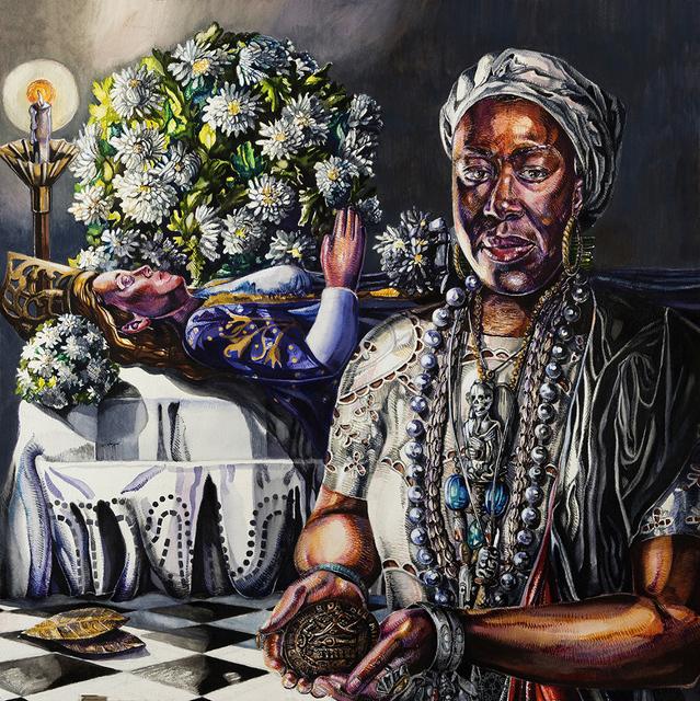 , 'Hilaria Batista de Almeida,' 2015, Somerville Manning Gallery