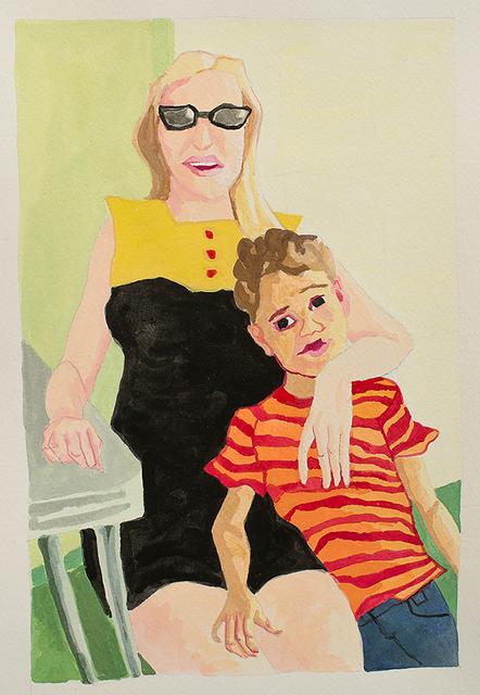 , 'Motherboy (study) ,' 2017, Jonathan Ferrara Gallery