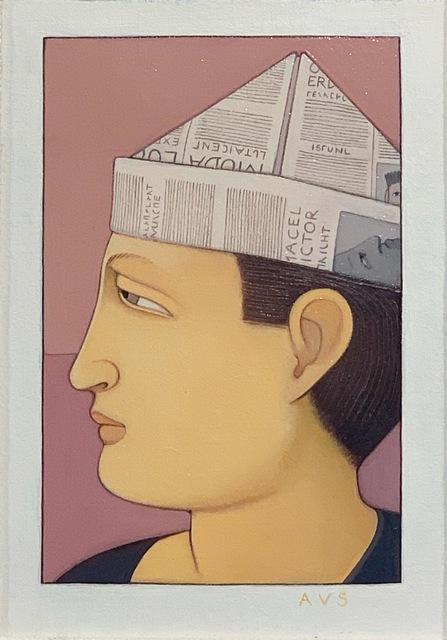Andrew Stevovich, 'Portrait: Victor', 1991, Adelson Cavalier Galleries