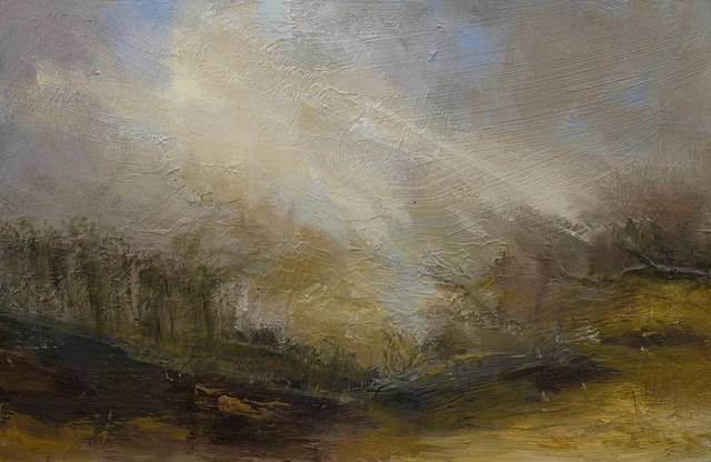 , 'Lowlands,' , Mall Galleries