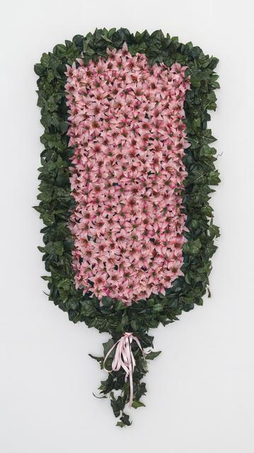 , ' Prize (IV),' 2015, Johannes Vogt Gallery