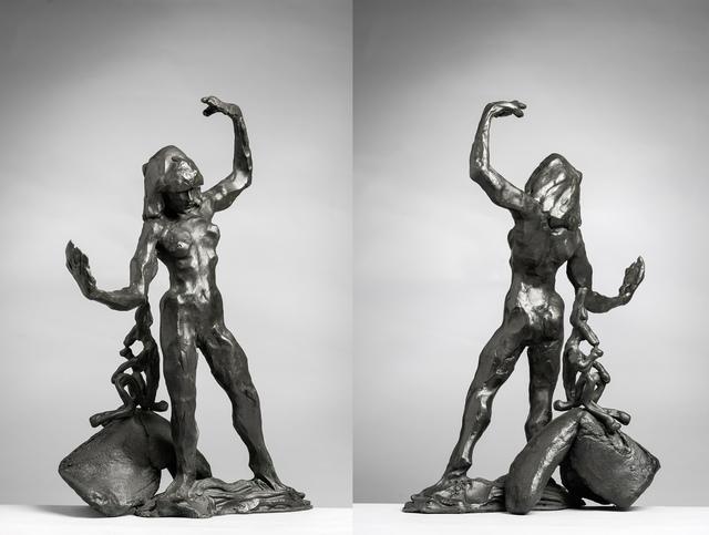 , 'Thinker and Model,' 1985-1986, Galerie Lelong & Co.