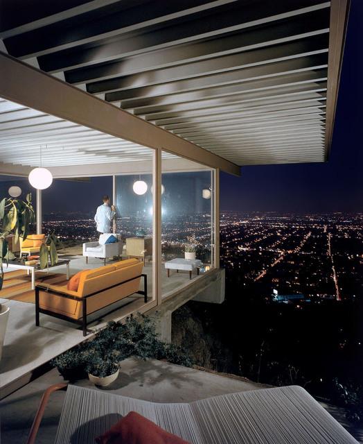 , 'Los Angeles Pierre Koening,  FAIA Case Study House #22,' 1960, ROSEGALLERY