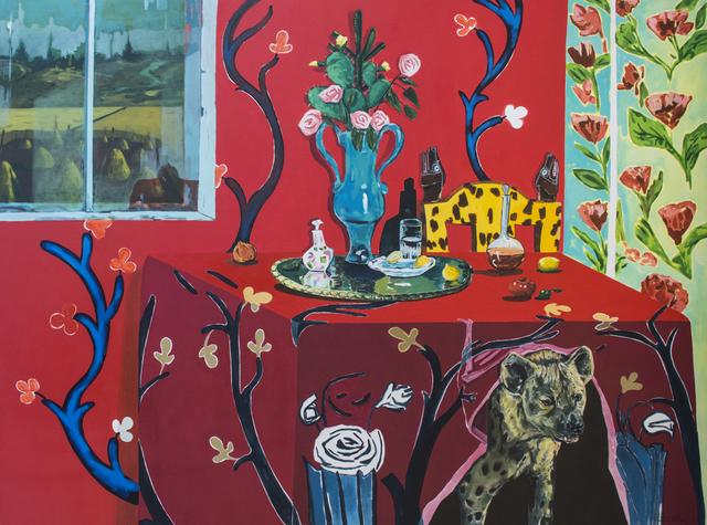 Serlian Barreto, 'Armonia en Rojo', 2017, Conde Contemporary