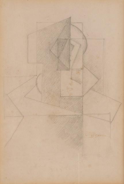 Jean Metzinger, 'Femme', 1911, Doyle