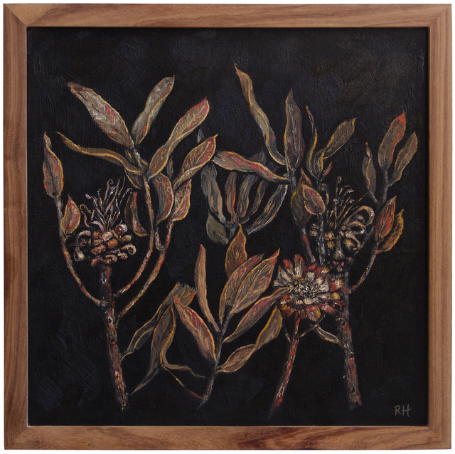 , 'Burnt protea cuttings,' 2017, Absolut Art Gallery
