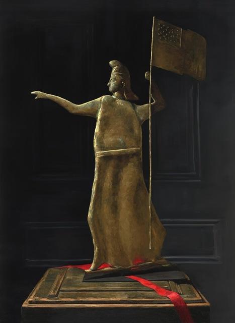 , 'Goddess of Liberty Weathervane,' 2013, Grenning Gallery