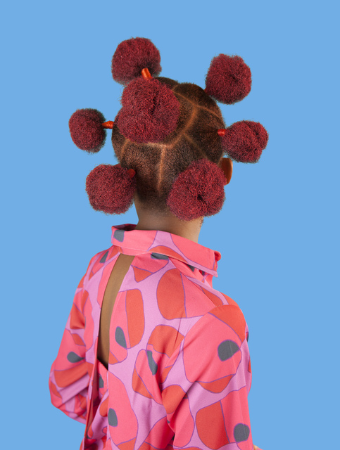, 'Pink Buns,' 2017, Catherine Edelman Gallery