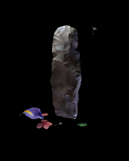 , 'Stone Knife,' 2016, Dawid Radziszewski