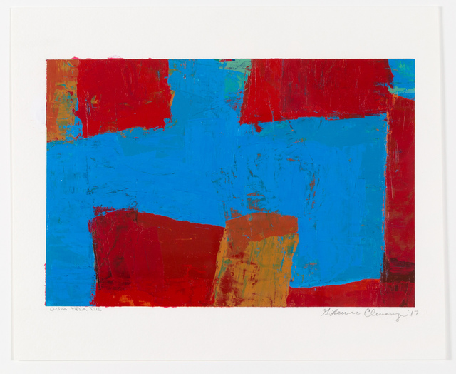 , 'Costa Mesa VIII,' 2017, Russo Lee Gallery