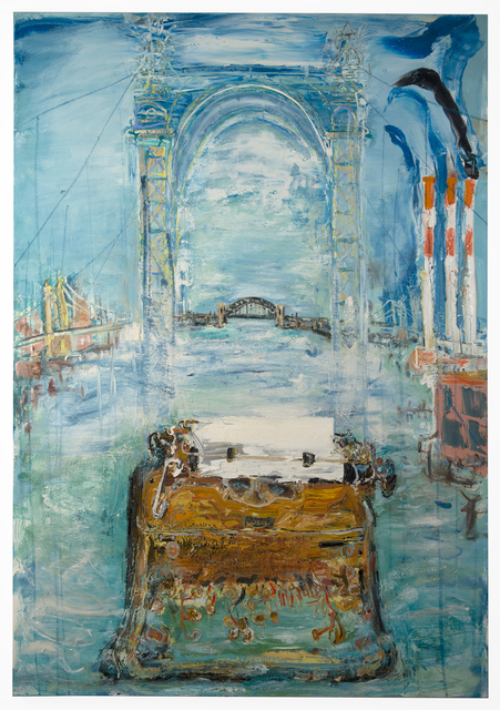, 'Hell Gate,' 2017, FRED.GIAMPIETRO Gallery