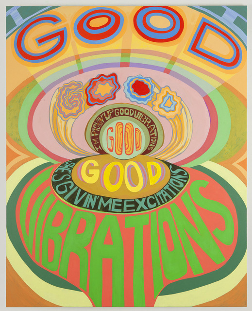, 'Good Vibrations,' 2011, Freight + Volume