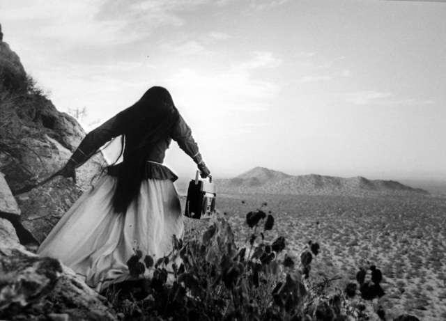 , 'Mujer Angel, Sonoran Desert,' 1979, Peter Fetterman Gallery