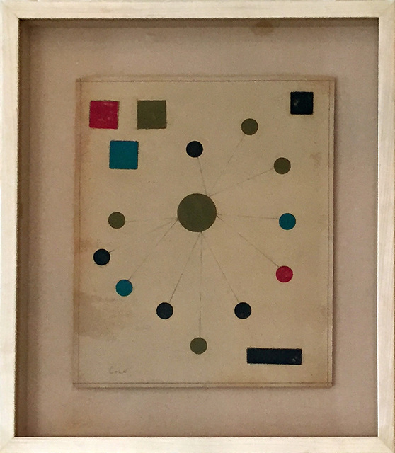 , 'Abstract Composition,' 1956, SkyGallery