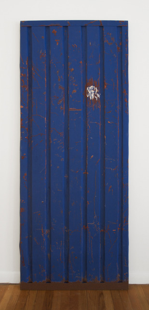 , 'Blocked Scenery - No. 1,' 2013, Eli Klein Gallery