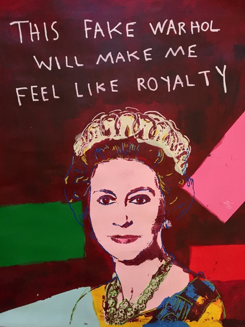 , 'Royalty Warhol,' 2017, Imitate Modern