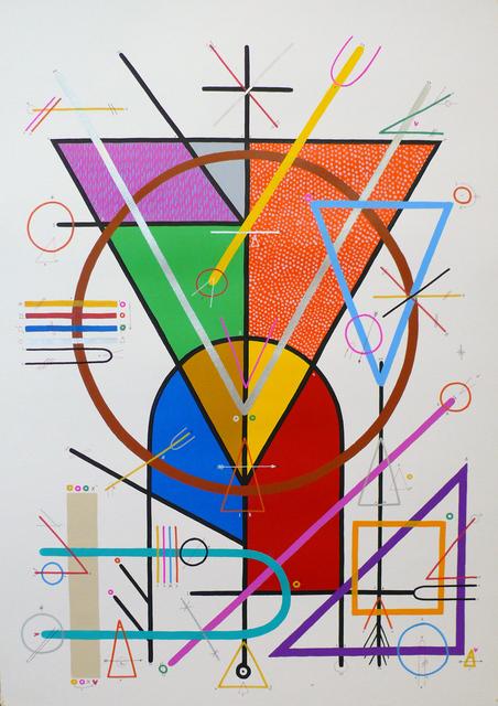 """, '""""COSMOVISIÓN 02"""",' 2010, sc gallery"""