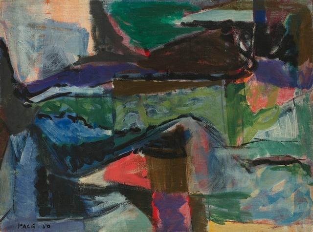 , 'Untitled (50-6),' 1950, Cavalier Galleries