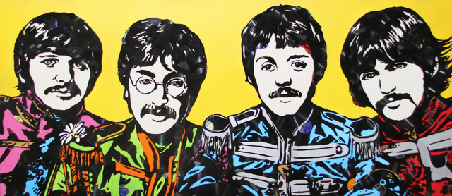, 'The Beatles,' 2011, Art Of The World Gallery