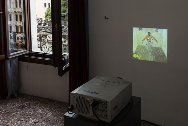 , 'Rare projection (Modern shit),' 2012, Future Generation Art Prize