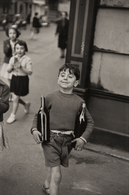 Henri Cartier-Bresson, 'Rue Mouffetard, Paris', 1952, Phillips
