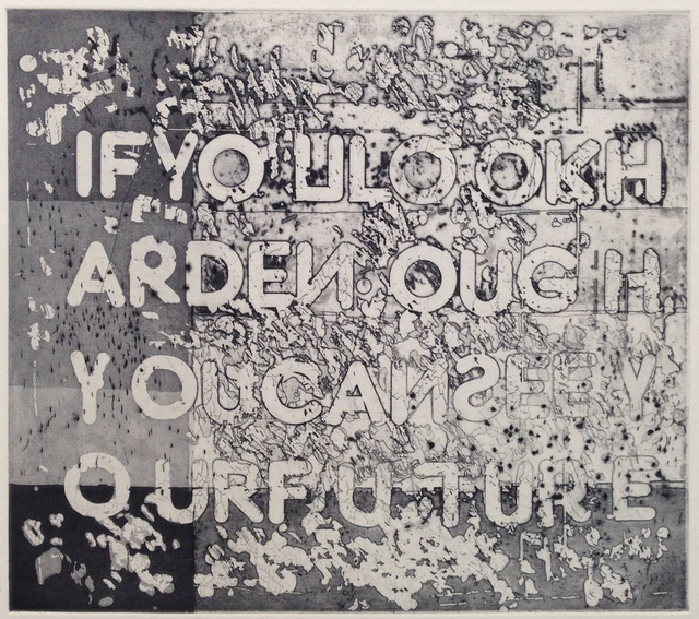 , 'If You Look Hard Enough,' 2015, David Krut Projects