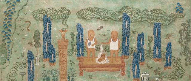, 'Whisper III 私語之三 ,' 2008, Asia Art Center