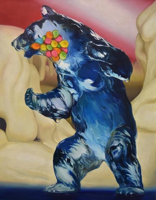 , 'Bear,' 2018, Gallery Seizan