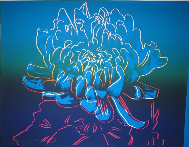 , 'Kiku, II.307,' 1983, Hamilton-Selway Fine Art