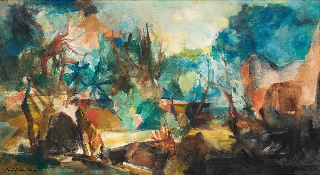 Paul du Toit, 'Abstract Landscape', Strauss & Co
