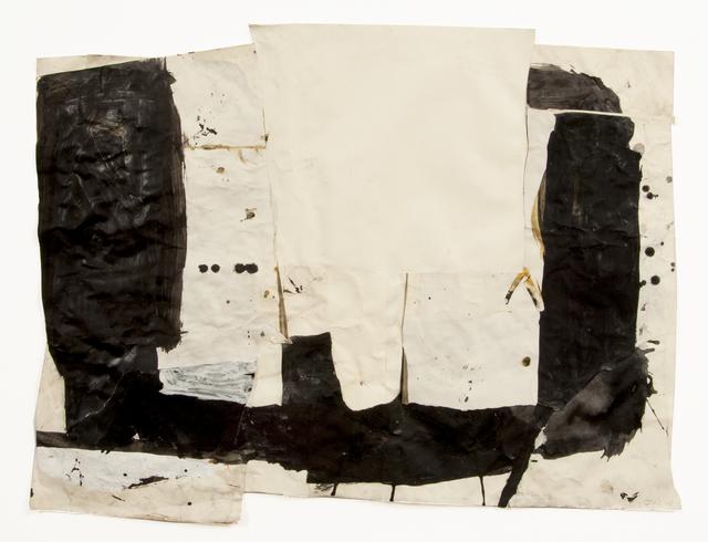 , 'Black NR. 7,' 2015, Clark Gallery