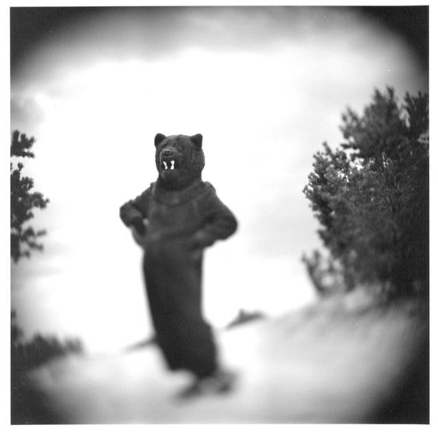 Keith Carter, 'Dancing Bear', 2002, PDNB Gallery