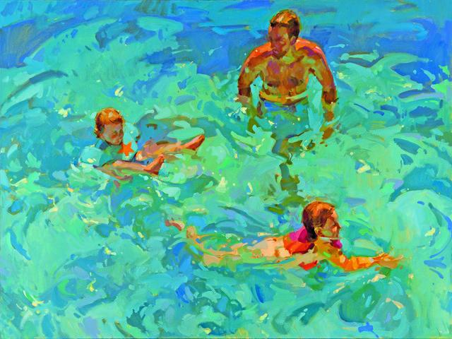 , 'Water Play    ,' , Dowling Walsh