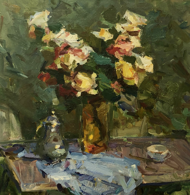 , 'Winter Roses,' 1986, Gallery 901