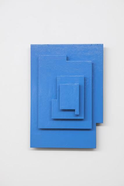, '重ねられた単体,' 2000, Gallery 38