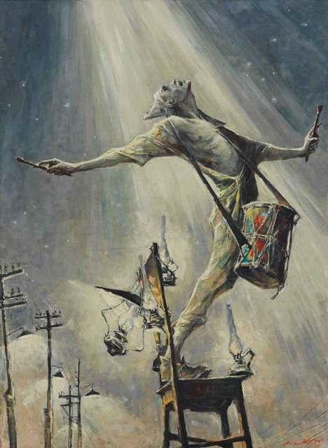 Sergei Chepik, 'La Strada', 2005, Catto Gallery