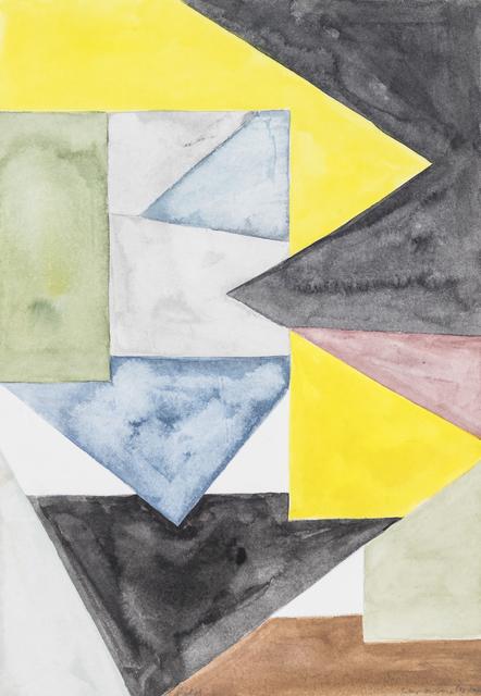 , 'fold 2,' 2015, Mai 36 Galerie