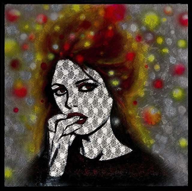 , 'BRIGITTE BARDOT – I,' 2014, Merkur