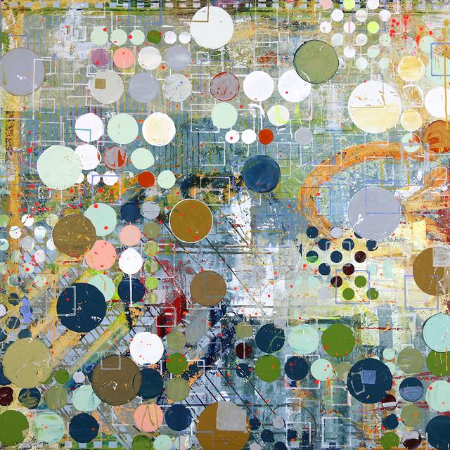 , 'Entropy 16,' 2017, Canfin Gallery