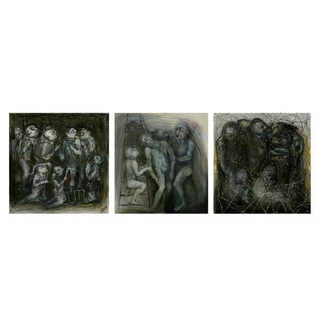, 'Untitled (Study for Sculpture),' 2018, Pratt Contemporary