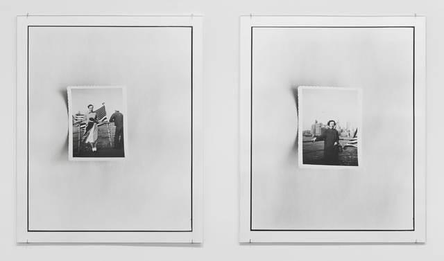 , 'New York Harbor I,' 2016, MOCA, Los Angeles