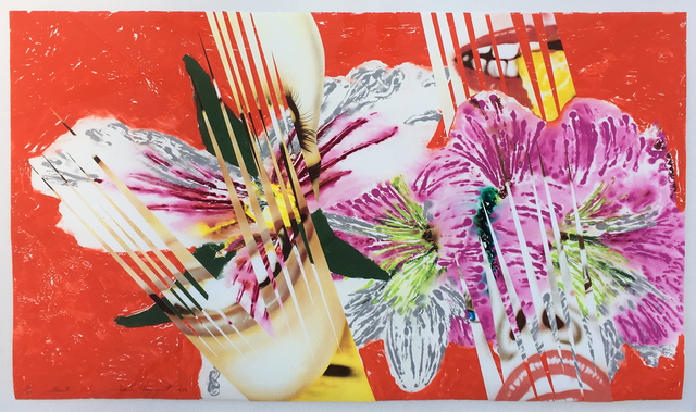 James Rosenquist, 'Shriek', 1986, Hamilton-Selway Fine Art: Fall Fusion of Pop and Contemporary Art