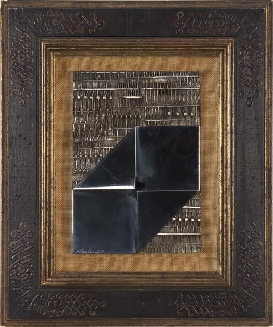 Arnaldo Pomodoro, 'Risvolto No.3', 1974, Odalys