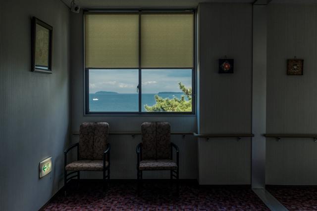 , 'Hotel Hallway,' 2017, Patricia Conde Galería