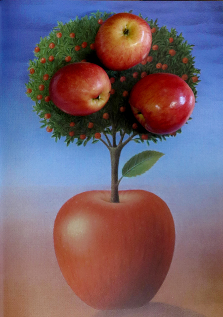 , 'I Love Apple,' 2013, Ekavart Gallery