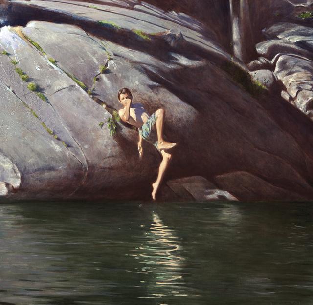 , 'Jumping Rock,' , Dowling Walsh