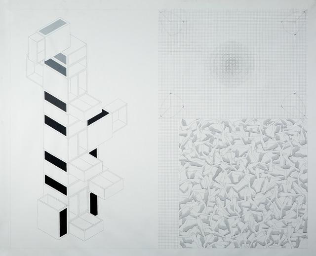 , 'Desarollo 4, from the series Desarrollo ,' 2016, Galeria Nara Roesler